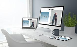 Sitio web receptivo