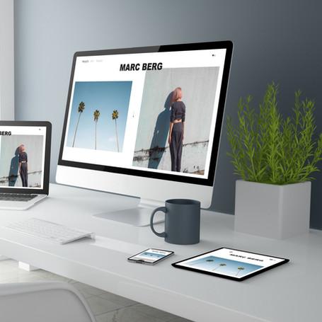 Websites & Social Media Content