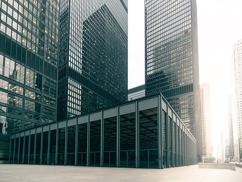 Modern Buildings