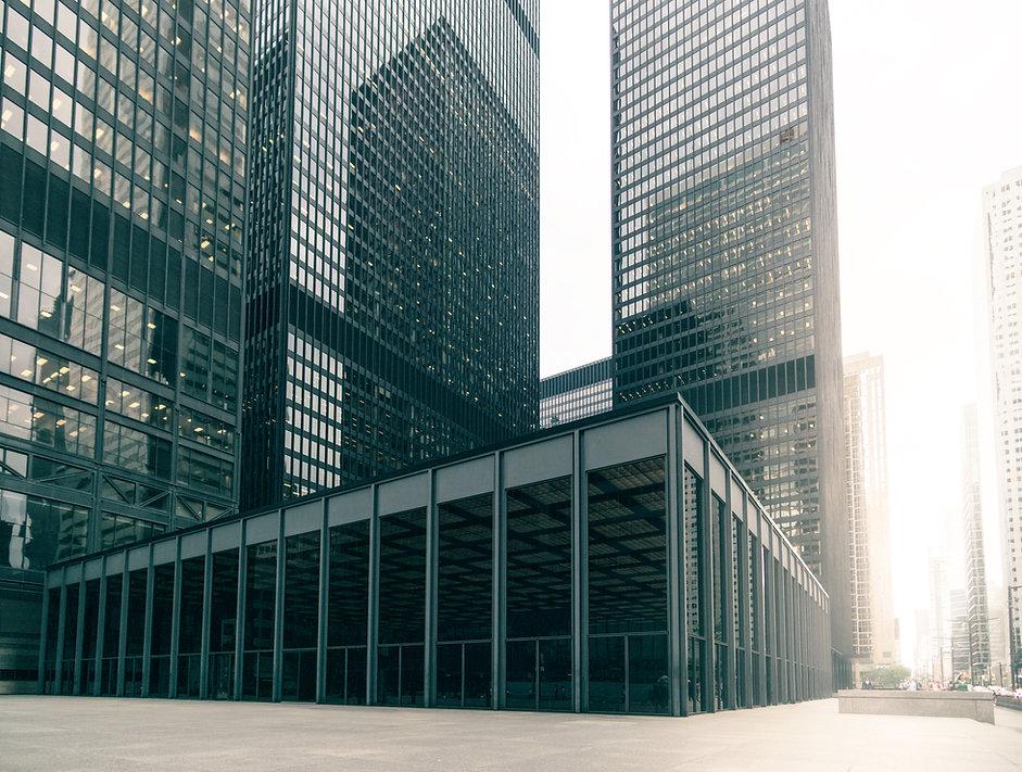 현대 건물