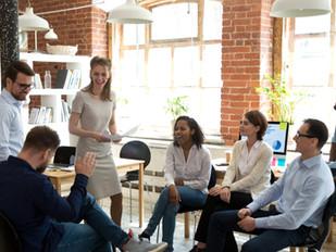 Бизнес английский – фразы при приветствии, знакомстве и прощании