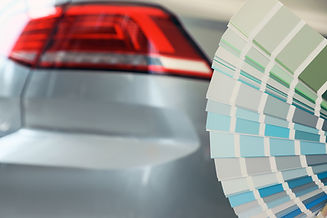 Car Color Samples