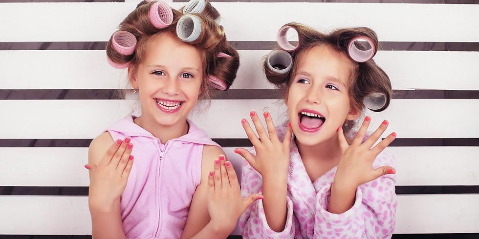 Girls Night IN: HAIR DAY