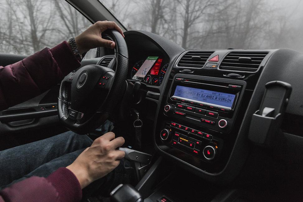 Car Dashboard Directions