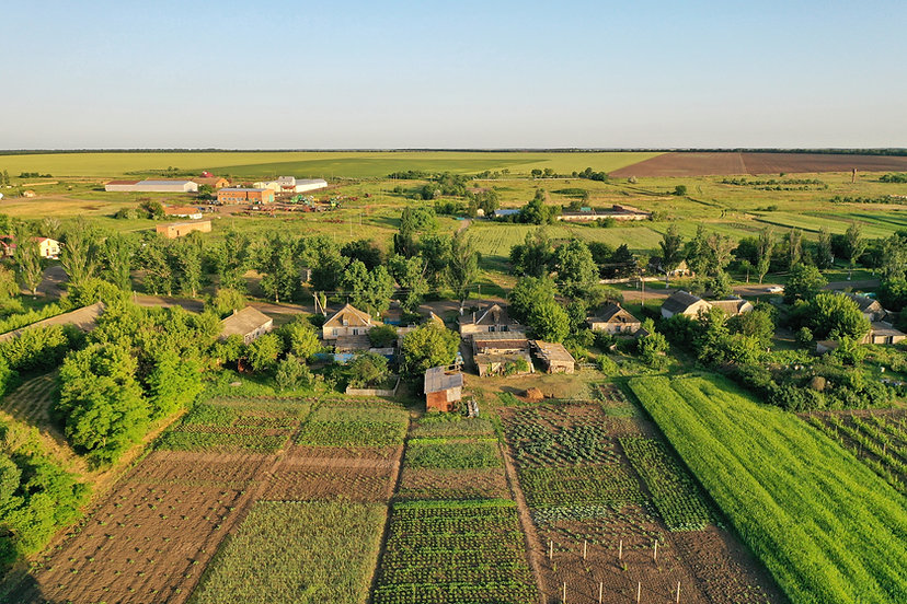 Agricultural Gardens