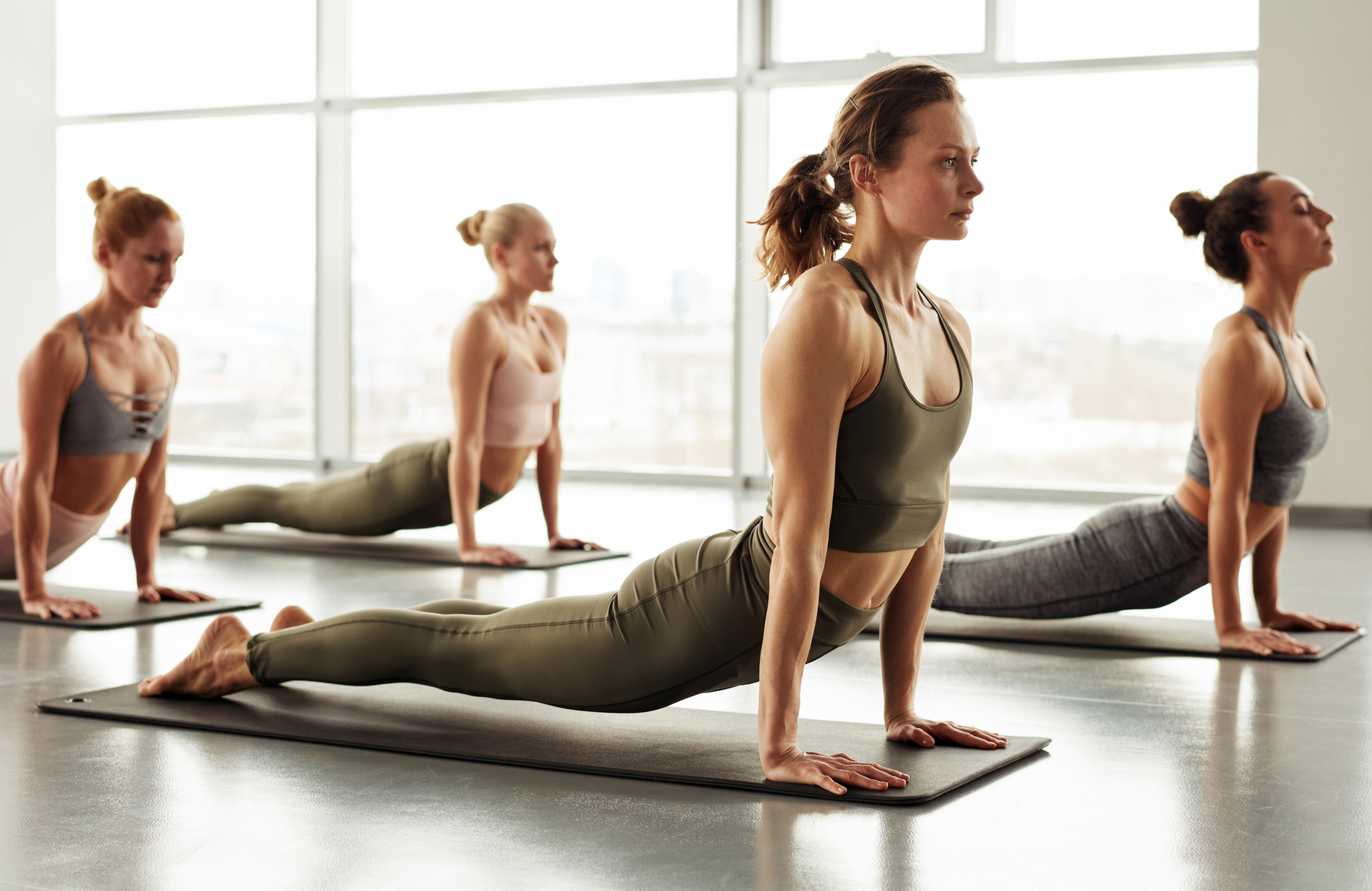 Morning Power Yoga