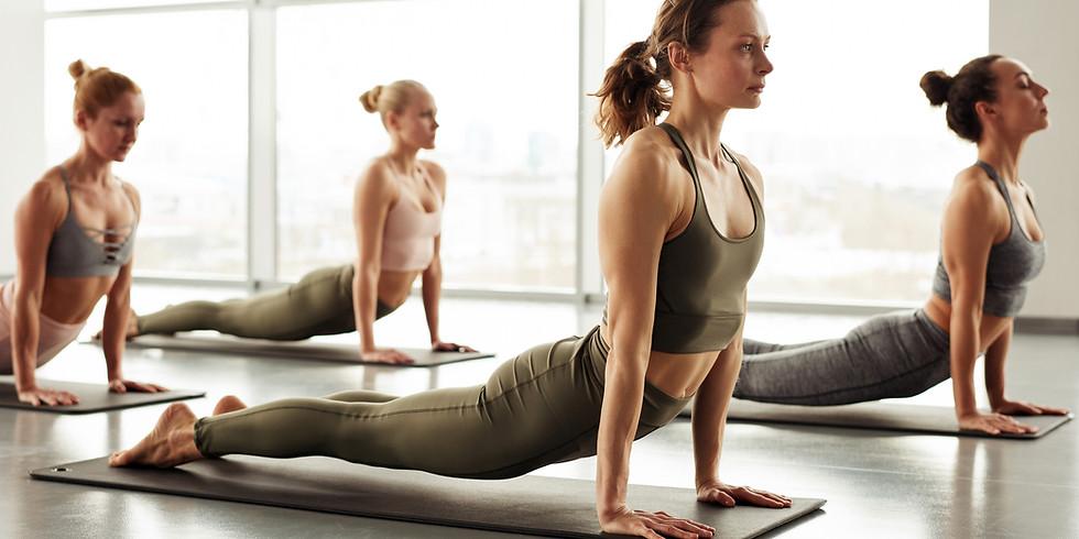 Morning Flow/ Vinyasa Yoga