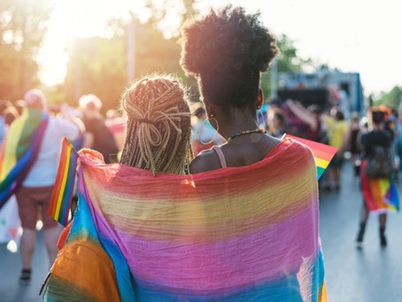 EVI Acts: Acceptance is key to LGBTQ+ equality