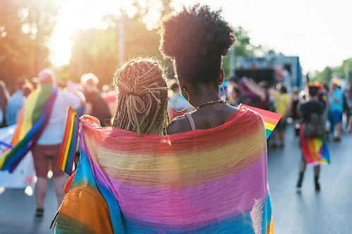 Soutien / marrainage LGBTQIA+
