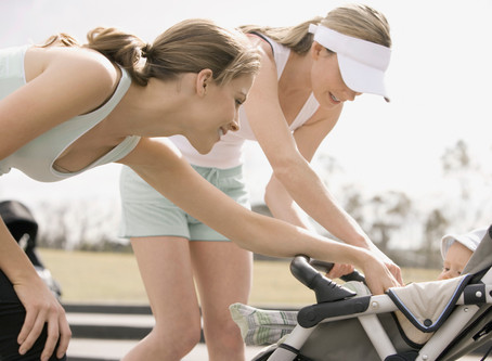 The Running Mama Series: Stroller Maintenance