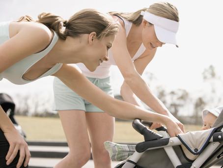 The Running Mama Series: Stroller Maintenance