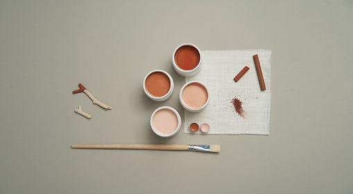 Pinturas y Pincel