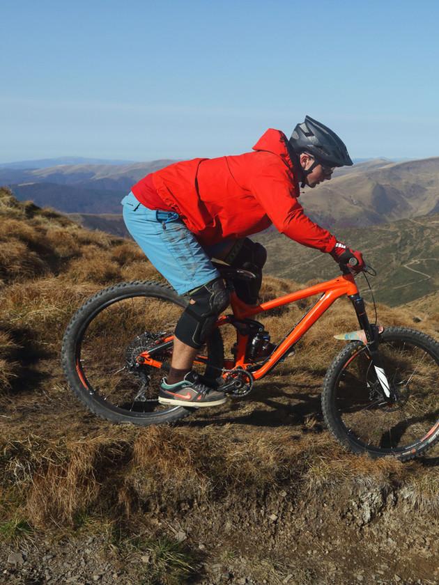 Free Style Mountain Bike