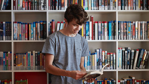 Books for All!  Keep Reading While Virtually Learning
