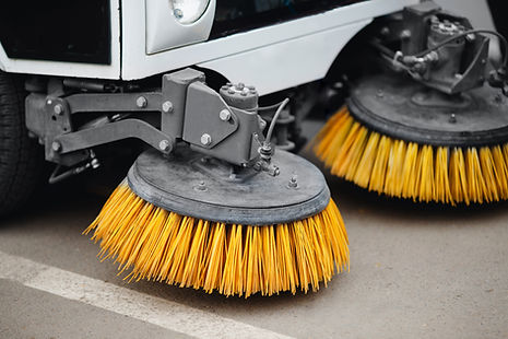 ATK Duluth Lot Sweeping Services