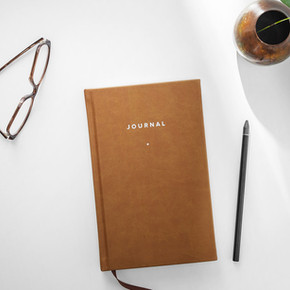Journal Your Worries Away (Sort of)