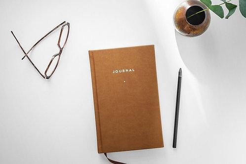 Écrire sur soi: séance individuelle de 4 heures par visioconférence