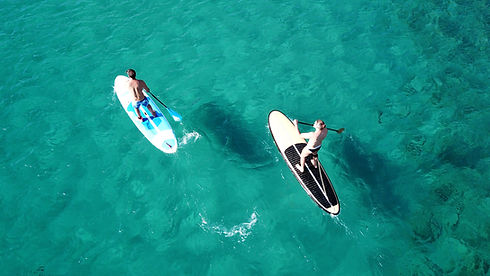 Aerial Image of SUP