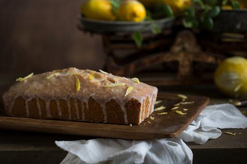 Lemon Pound cake hair & body oil
