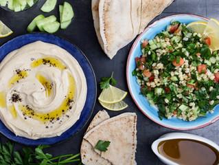 Recipe: Mediterranean Grain Bowls