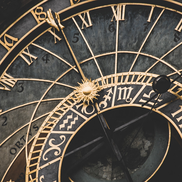 Sacred Time Management - Lesson 2