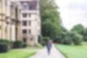 Camminando sul campus