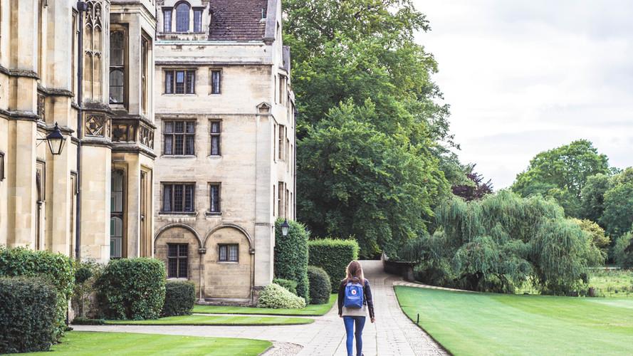 Walking on Campus