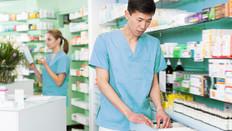 Balconista de Farmácia