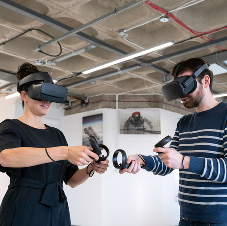 Virtual Reality: The new shopping trend?