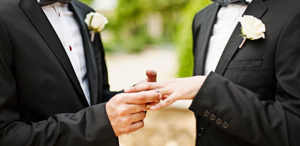 Hochzeitsfotografie gleichgeschlechtlich