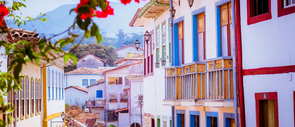 Barrio pintoresco