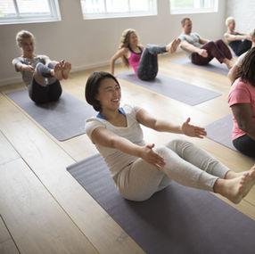 Yoga-Rückbildungskurs