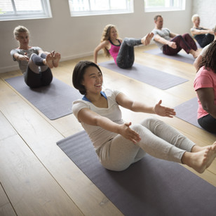 [VIDEO] Lululemon Yoga classes