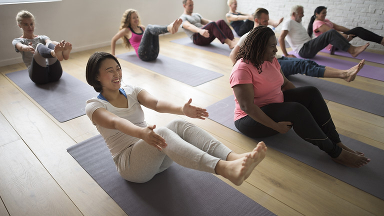 6-Week Kripalu Yoga Series