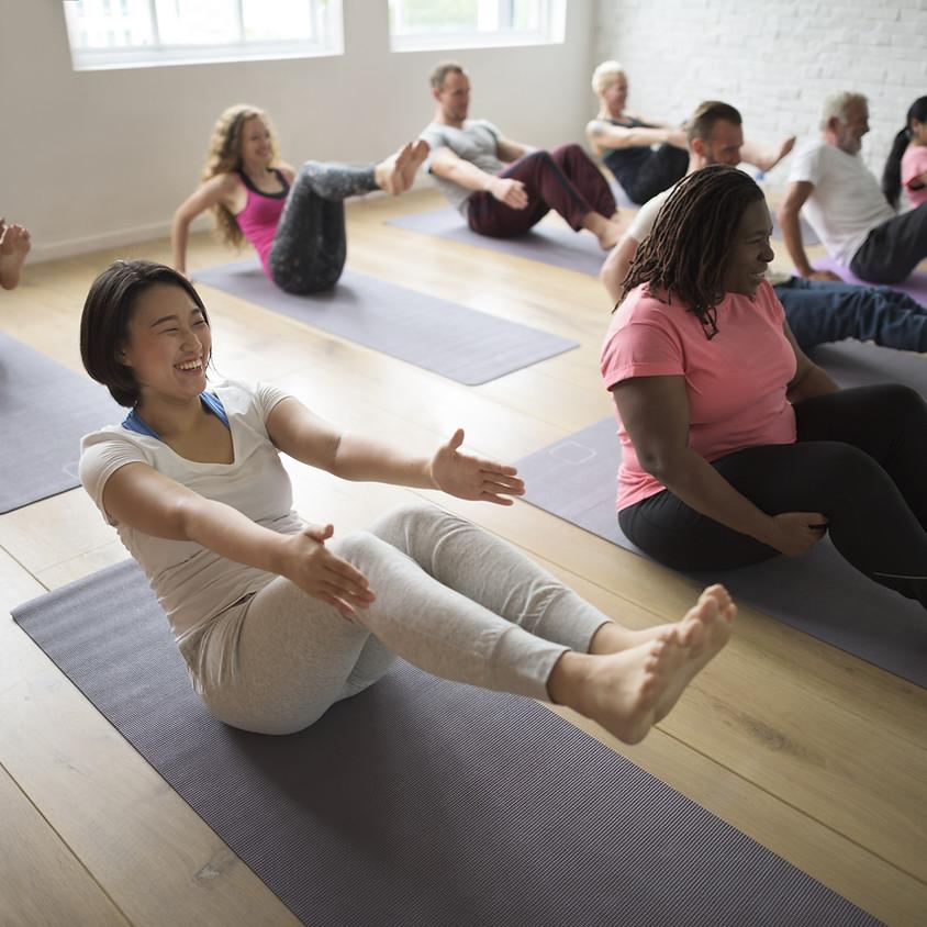 Beginner Mat Pilates