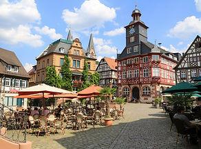 Bavarian Town