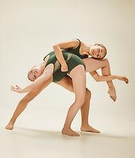 Nowoczesne Tancerze baletowi