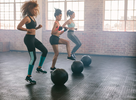 Why People Love Group Training Fitness