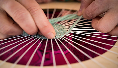 Weaving by Hand