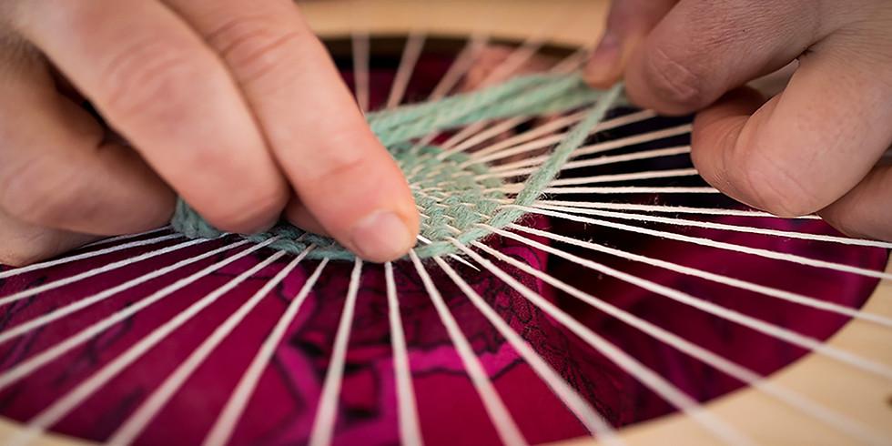 Creative Stars: Djembe and Weaving