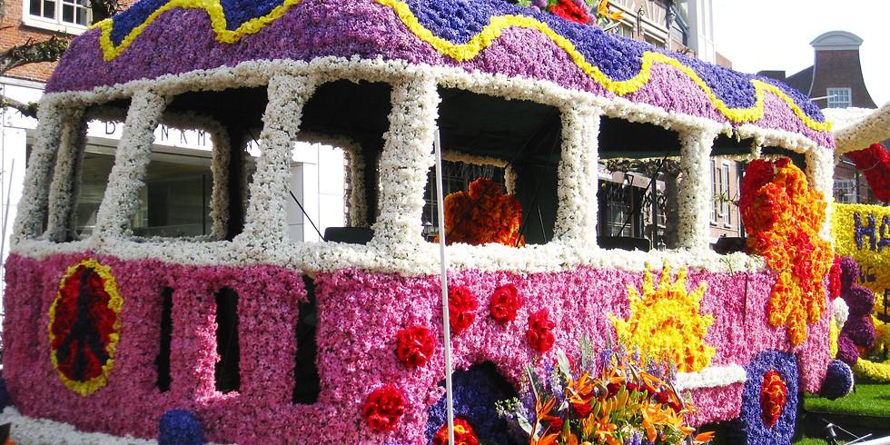 MMN Bloemencorso Flower Float Decorating
