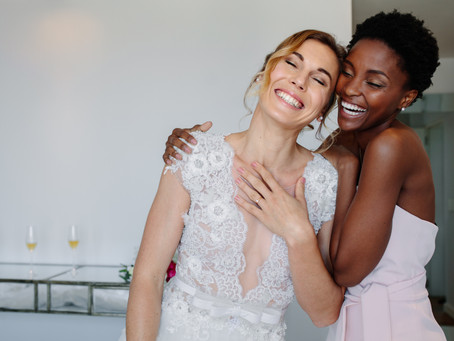 9 Dos and Don'ts for Getting Ready The Morning Of Your Wedding