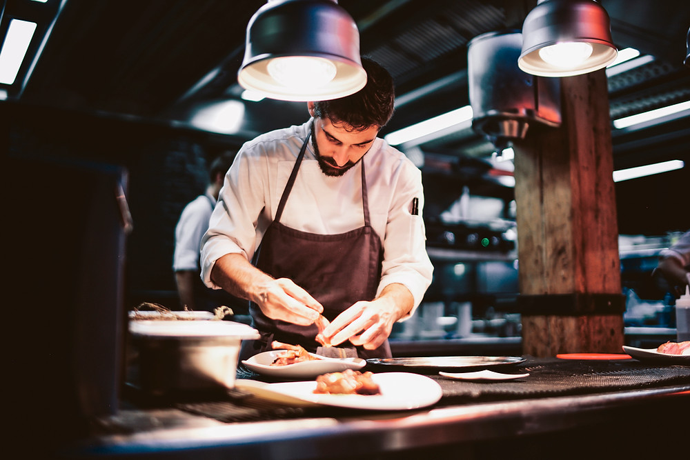 cuisine food snacking fast food dark kitchen