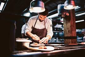 Chef del ristorante