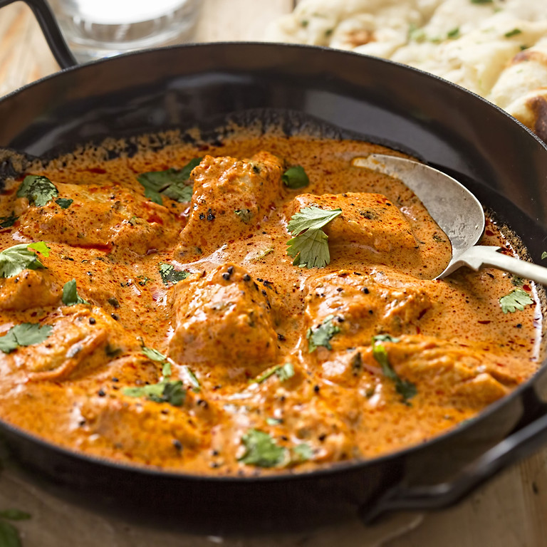Squash Club and Summer League Curry Evening