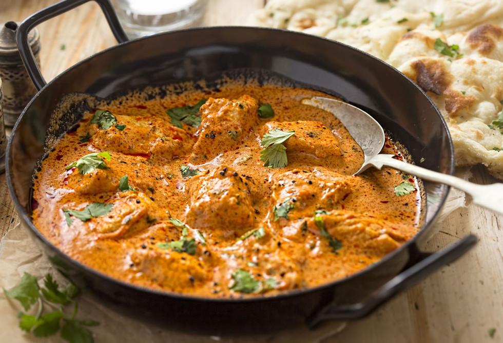 Indian Cooking Class $130 pp
