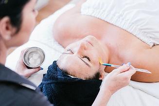 Pre operative skin peel