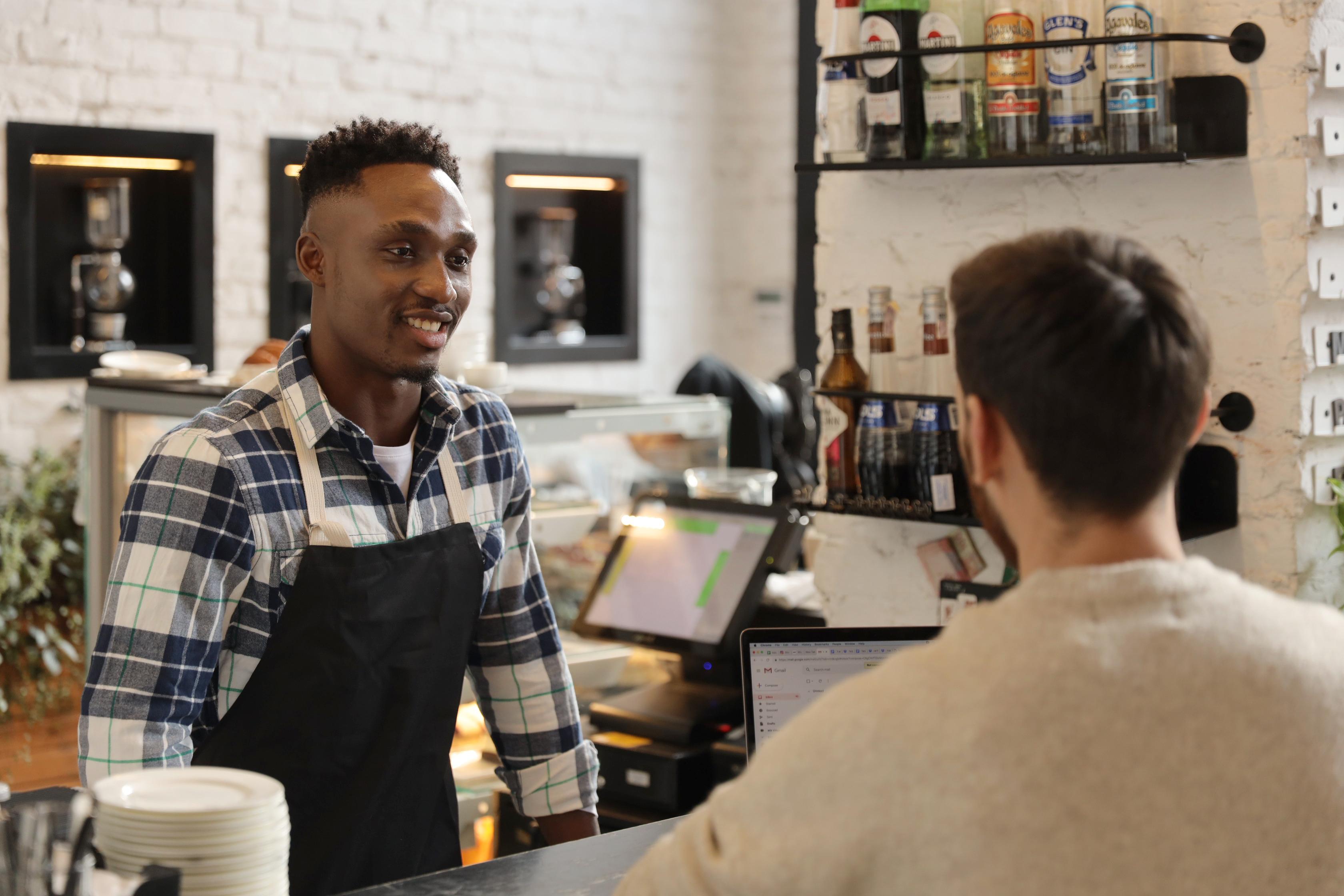 Praxiseinsatz Café