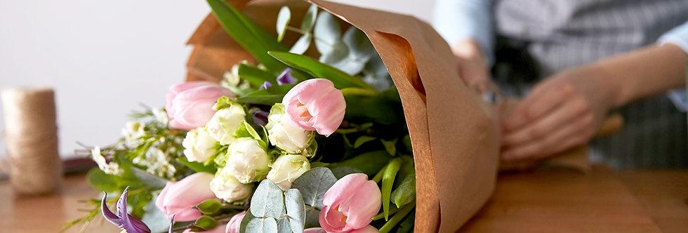 Suscripción de flores
