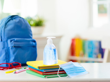 New School Life- Supporting Transistion back to school.